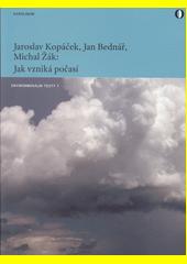 Jak vzniká počasí  (odkaz v elektronickém katalogu)