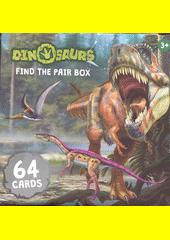 Dinosaurus : find the pair box : [pexeso na cesty] (odkaz v elektronickém katalogu)