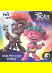 Trolls : find the pair in box : [pexeso na cesty] (odkaz v elektronickém katalogu)