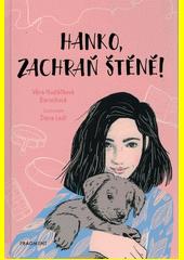 Hanko, zachraň štěně!  (odkaz v elektronickém katalogu)