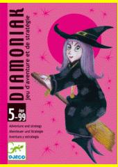 Diamoniak = Čarodějky (odkaz v elektronickém katalogu)