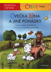 Ovečka Nina a jiné pohádky  (odkaz v elektronickém katalogu)