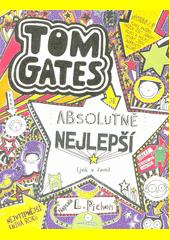 Tom Gates je absolutně nejlepší (jak v čem)  (odkaz v elektronickém katalogu)