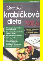 Domácí krabičková dieta 7000 kJ : recepty a jídelníčky na 7000 kJ, a téměř bez vážení...  (odkaz v elektronickém katalogu)