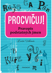 Procvičuj! : pravopis podstatných jmen  (odkaz v elektronickém katalogu)