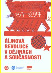 Říjnová revoluce v dějinách a současnosti  (odkaz v elektronickém katalogu)