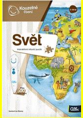 Svět : interaktivní mluvící puzzle (odkaz v elektronickém katalogu)