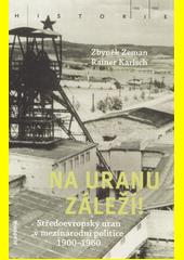 Na uranu záleží : středoevropský uran v mezinárodní politice 1900-1960  (odkaz v elektronickém katalogu)