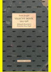 Válečný deník 1914-1918  (odkaz v elektronickém katalogu)