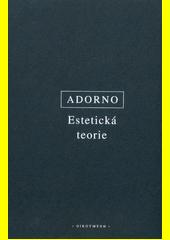 Estetická teorie  (odkaz v elektronickém katalogu)