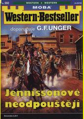 Jennissonové neodpouštějí  (odkaz v elektronickém katalogu)