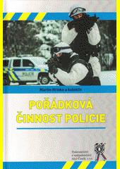 Pořádková činnost policie  (odkaz v elektronickém katalogu)