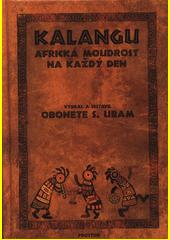 Kalangu : africká moudrost na každý den  (odkaz v elektronickém katalogu)