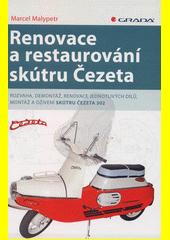 Renovace a restaurování skútru Čezeta  (odkaz v elektronickém katalogu)