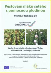 Pěstování máku setého s pomocnou plodinou : pěstební technologie : Vysokomýtská synklinála  (odkaz v elektronickém katalogu)