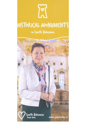 Historical monuments in South Bohemia  (odkaz v elektronickém katalogu)