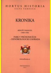 Kronika. Park v Průhonicích - dendrologická zahrada  (odkaz v elektronickém katalogu)