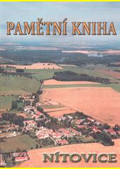 Pamětní kniha obce Nítovic (odkaz v elektronickém katalogu)