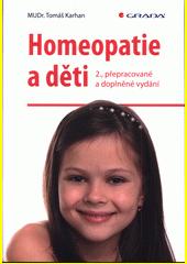 Homeopatie a děti  (odkaz v elektronickém katalogu)