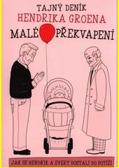 Tajný deník Hendrika Groena : malé překvapení : jak se Hendrik a Evert dostali do potíží  (odkaz v elektronickém katalogu)