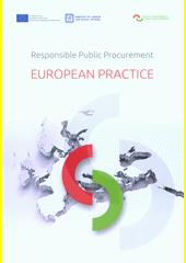European practice : responsible public procurement (odkaz v elektronickém katalogu)