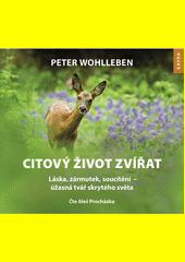 Citový život zvířat (odkaz v elektronickém katalogu)