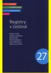 Registry v češtině  (odkaz v elektronickém katalogu)