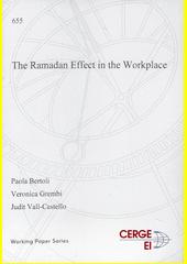 The Ramadan effect in the workplace  (odkaz v elektronickém katalogu)