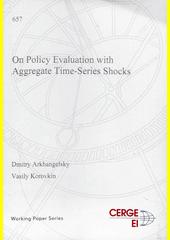 On policy evaluation with aggregate time-series shocks  (odkaz v elektronickém katalogu)