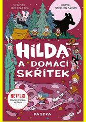 Hilda a domácí skřítek  (odkaz v elektronickém katalogu)