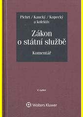Zákon o státní službě : komentář  (odkaz v elektronickém katalogu)