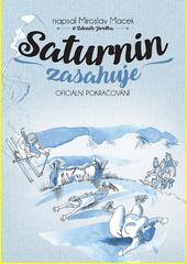 Saturnin zasahuje  (odkaz v elektronickém katalogu)