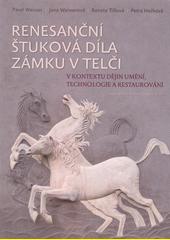 Renesanční štuková díla zámku v Telči v kontextu dějin umění, technologie a restaurování  (odkaz v elektronickém katalogu)