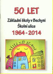Almanach k 50. výročí otevření školy  (odkaz v elektronickém katalogu)