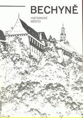 Bechyně : historické město  (odkaz v elektronickém katalogu)