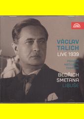 Václav Talich live 1939 (odkaz v elektronickém katalogu)