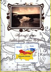 Historická mapa českého osídlení na Volyni  (odkaz v elektronickém katalogu)
