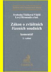 Zákon o zvláštních řízeních soudních : komentář  (odkaz v elektronickém katalogu)