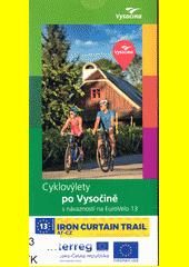 Cyklovýlety po Vysočině s návazností na EuroVelo 13 (odkaz v elektronickém katalogu)