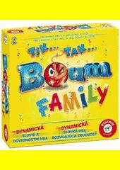 Tik... tak... Bum family (odkaz v elektronickém katalogu)