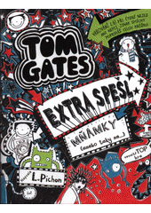 Tom Gates. Extra spešl mňamky (anebo taky ne...)  (odkaz v elektronickém katalogu)