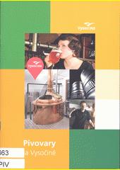 Pivovary na Vysočině (odkaz v elektronickém katalogu)