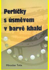 Perličky s úsměvem v barvě khaki  (odkaz v elektronickém katalogu)