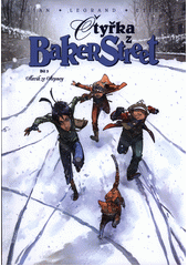 Čtyřka z Baker Street. Díl 3, Slavík ze Stepney  (odkaz v elektronickém katalogu)