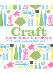 Craft : techniques & projects (odkaz v elektronickém katalogu)
