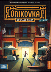 Únikovka Junior. Operace Pizza  (odkaz v elektronickém katalogu)