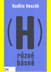 (H)různé básně  (odkaz v elektronickém katalogu)