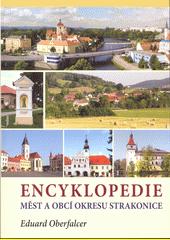 Encyklopedie měst a obcí okresu Strakonice  (odkaz v elektronickém katalogu)