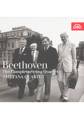 Beethoven :  the complete string quartets (odkaz v elektronickém katalogu)