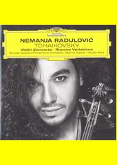 Tchaikovsky Violin concerto ; Rococo Variations (odkaz v elektronickém katalogu)
